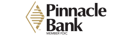 Pinnacle Bank logo